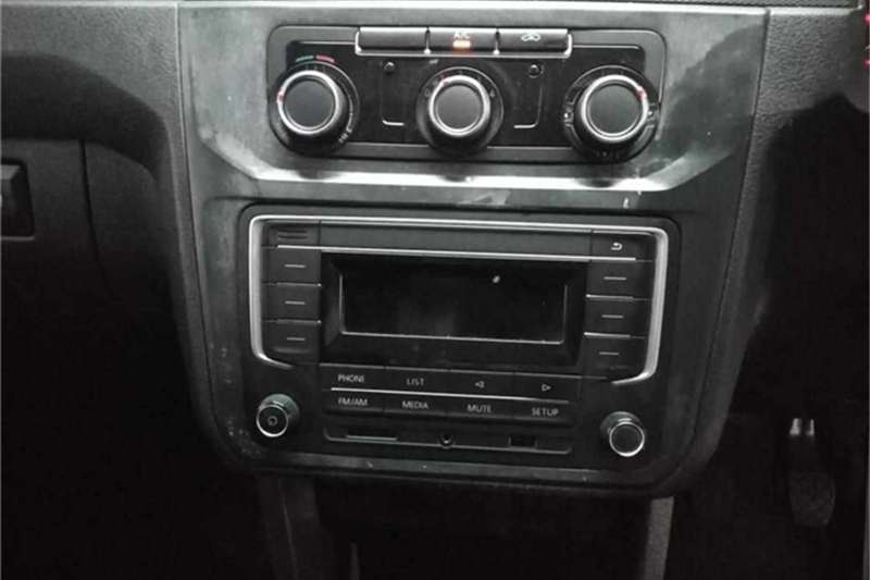 VW Caddy 2.0TDI panel van 2016