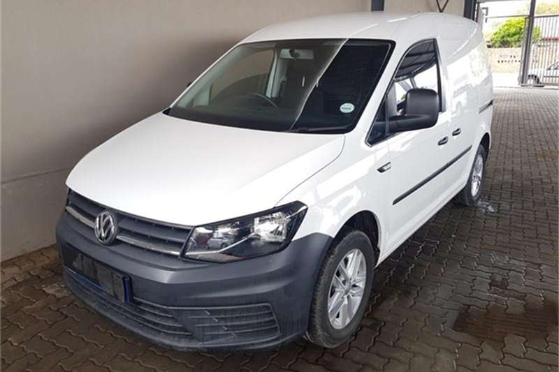VW Caddy 2.0TDI panel van 2017