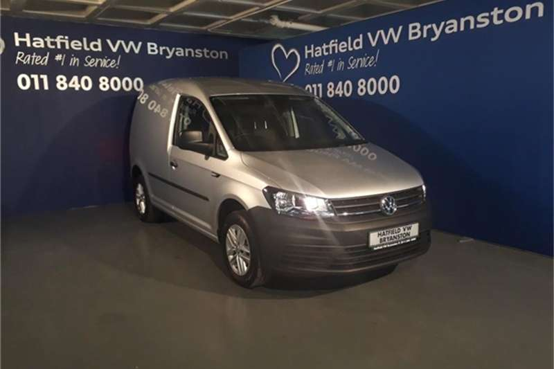 VW Caddy 2.0TDI panel van 2019