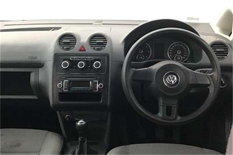 VW Caddy 2.0TDI Trendline 2011