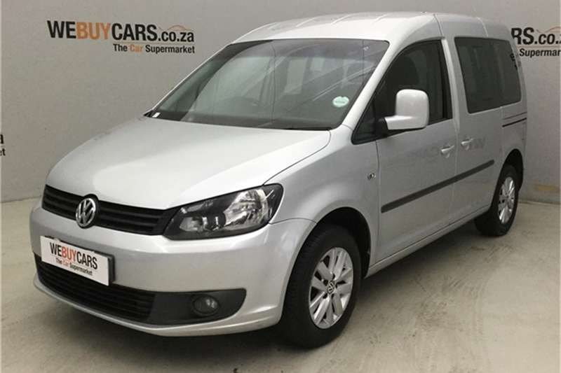 VW Caddy 2.0TDI Trendline 2014