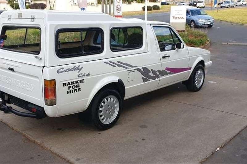 Used 2005 VW Caddy