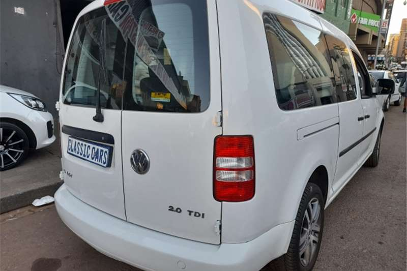 Used 2012 VW Caddy