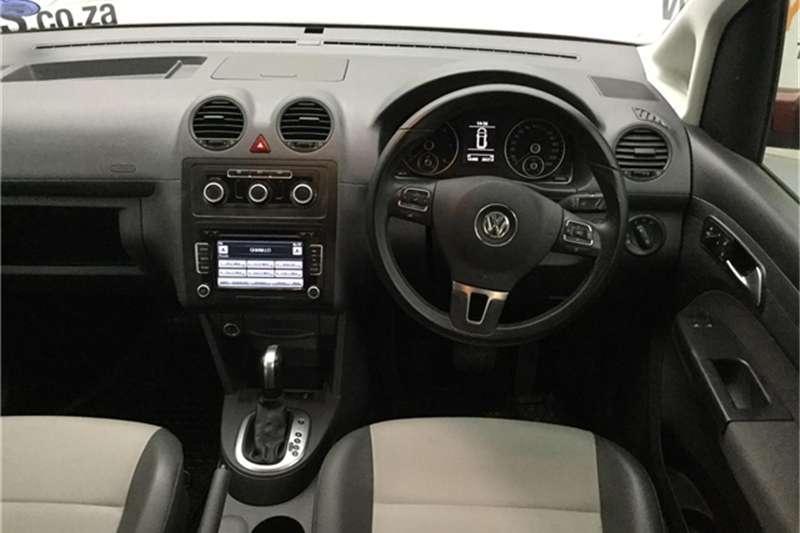 VW Caddy 2018