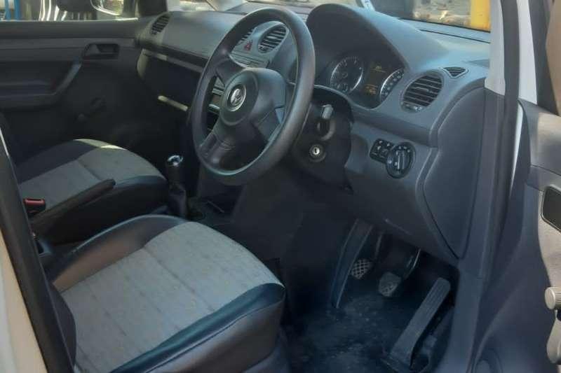 2013 VW Caddy Alltrack CADDY ALLTRACK 2.0 TDi