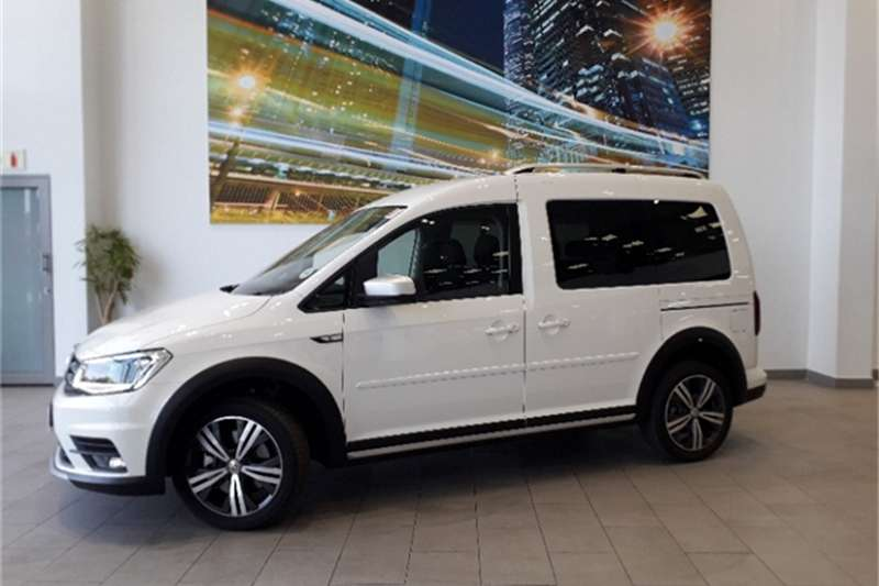 VW Caddy Alltrack 2.0TDI auto 2018