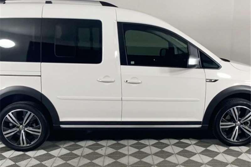 2019 VW Caddy Caddy Alltrack 2.0TDI auto