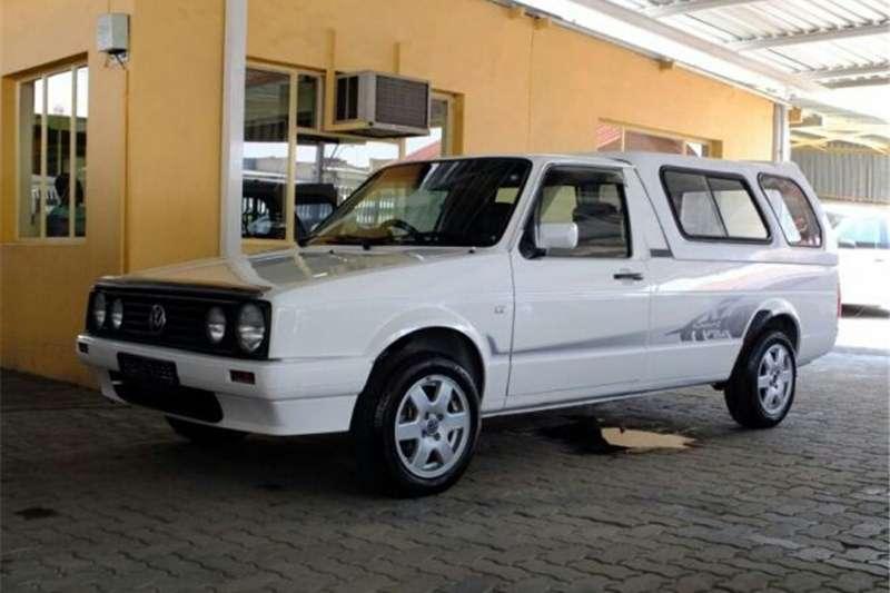 VW Caddy Alltrack 2006