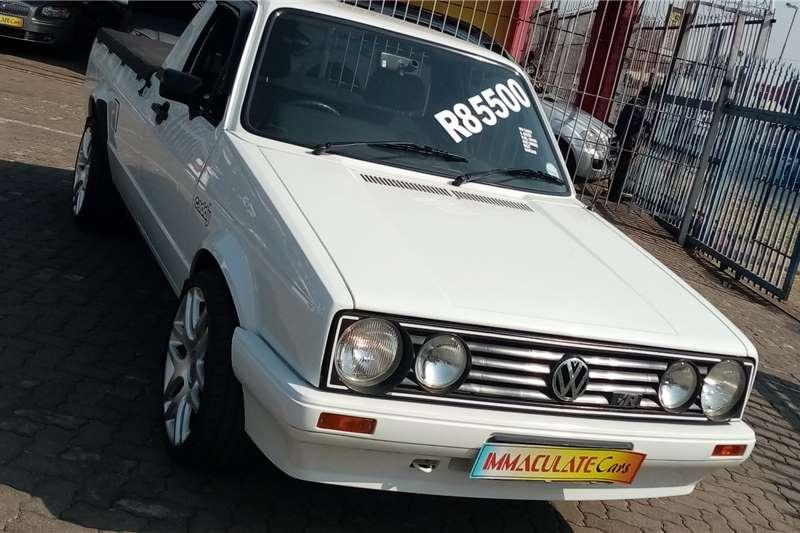 VW Caddy Bakkie 1996