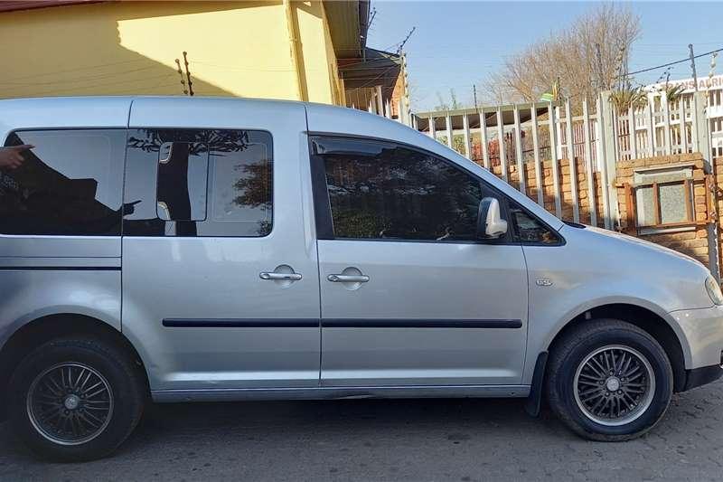 Used 2007 VW Caddy
