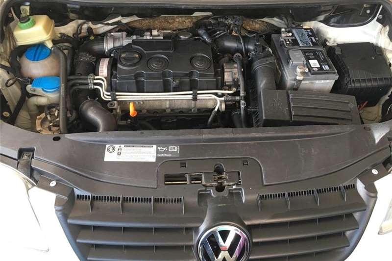 VW Caddy Crew Bus CADDY CREWBUS 2.0 TDi 2011