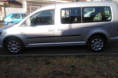 Used 2011 VW Caddy Crew Bus CADDY CREWBUS 2.0 TDi