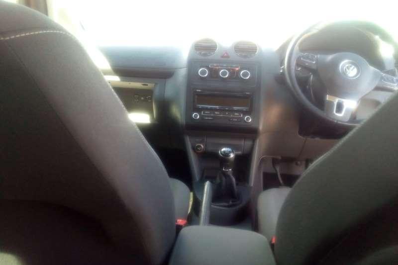 VW Caddy crew bus CADDY CREWBUS 2.0 TDi 2014