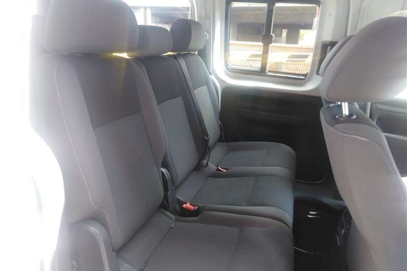 Used 2015 VW Caddy Crew Bus