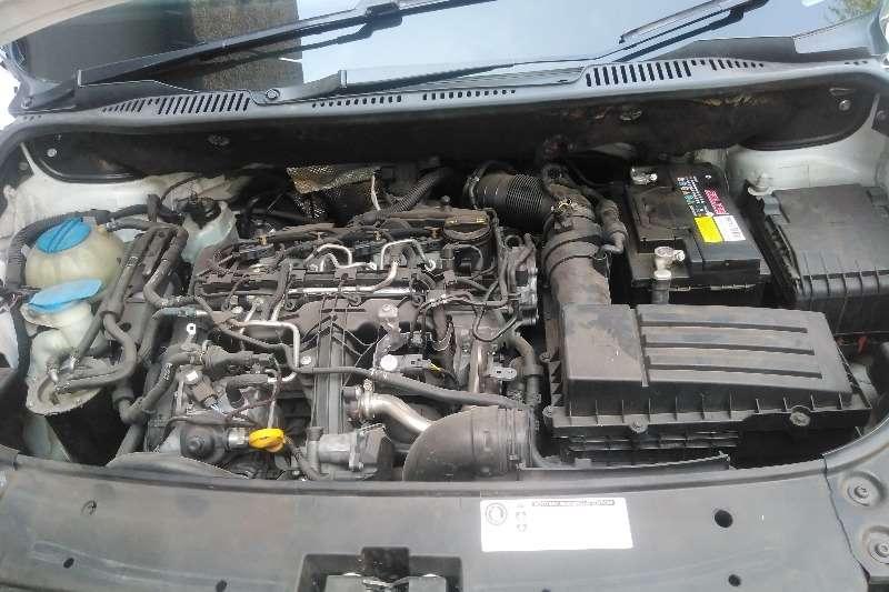 Used 2015 VW Caddy Crew Bus CADDY CREWBUS 2.0 TDi