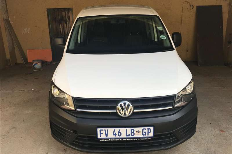 VW Caddy Crew Bus CADDY CREWBUS 2.0 TDi 2017