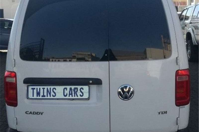 Used 0 VW Caddy Crew Bus