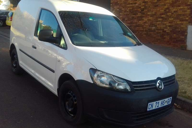 2013 VW Caddy 1,6