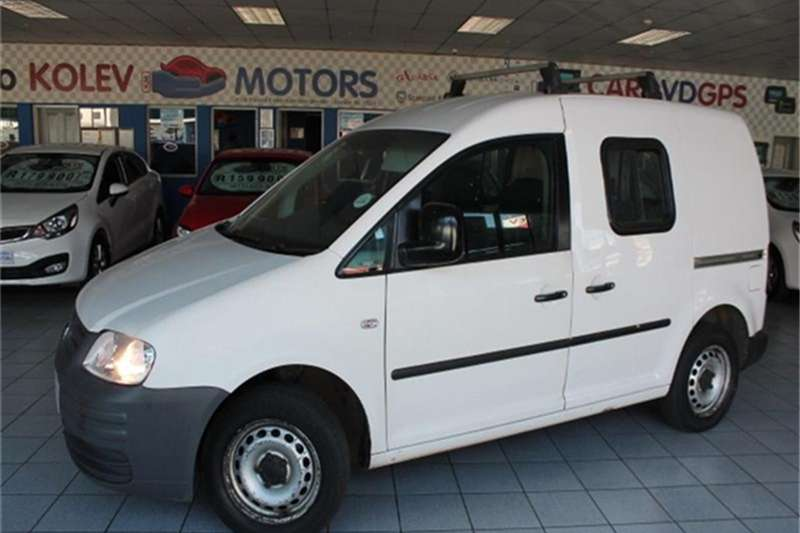 2008 VW Caddy 1.6 panel van