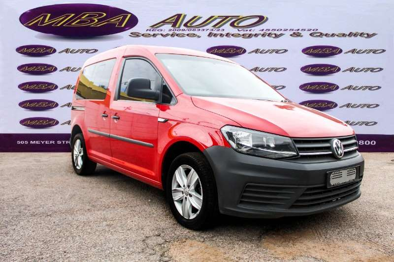 2017 VW Caddy 1.6 crew bus