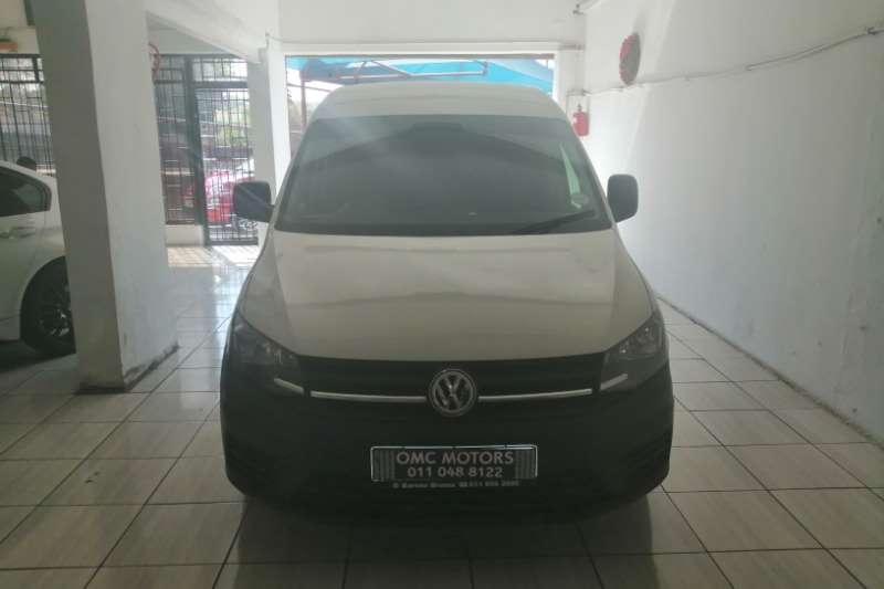 2017 VW Caddy 1.6 panel van