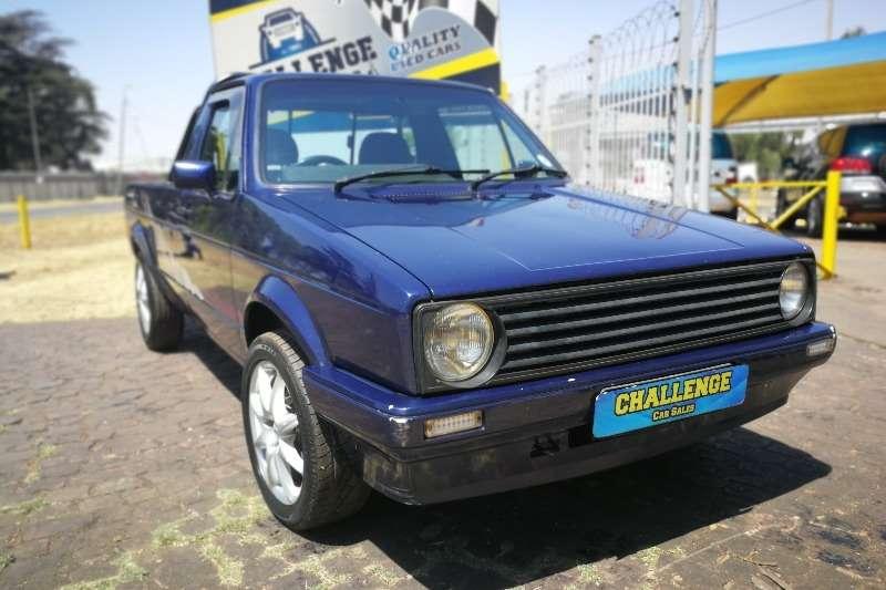1999 VW Caddy 1,6