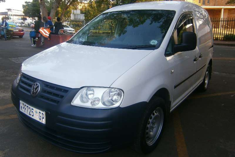 2007 VW Caddy 1,6