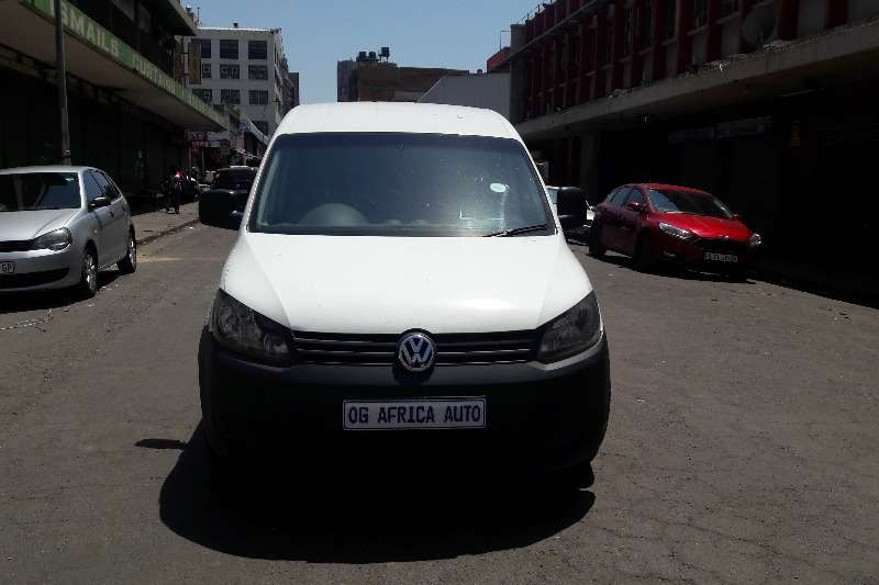2013 VW Caddy 2.0TDI crew bus
