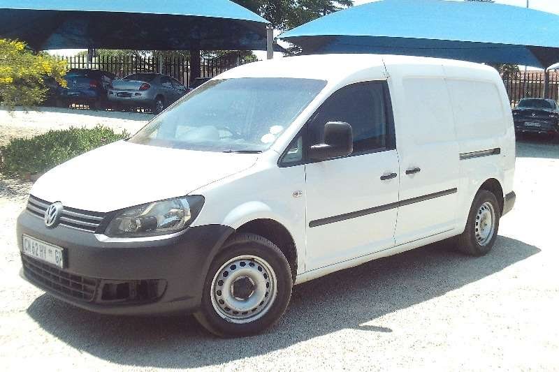2013 VW Caddy 2.0TDI Maxi panel van