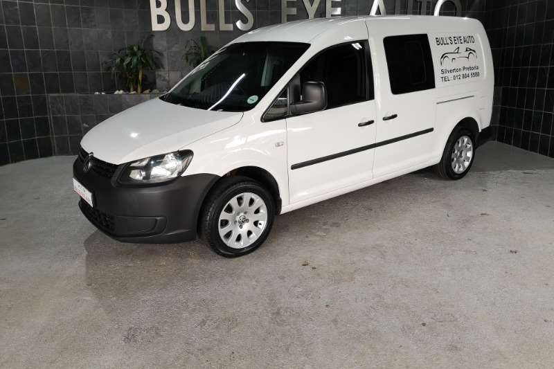 2015 VW Caddy 2.0TDI Maxi crew bus
