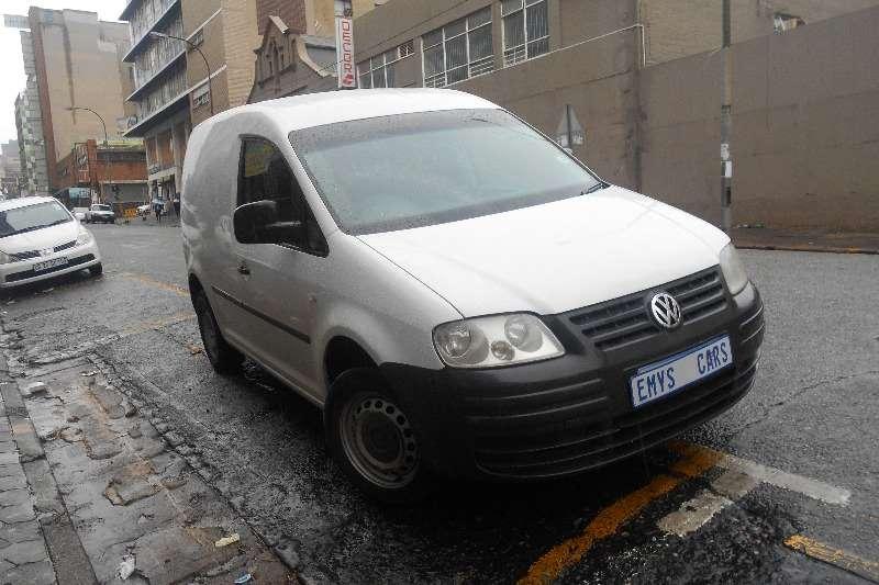 2007 VW Caddy 1,6