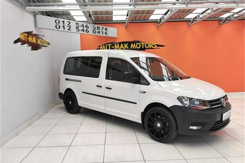 2017 VW Caddy Maxi 2.0TDI crew bus auto