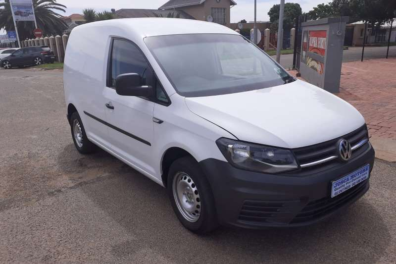 2017 VW Caddy 1.6 panel van