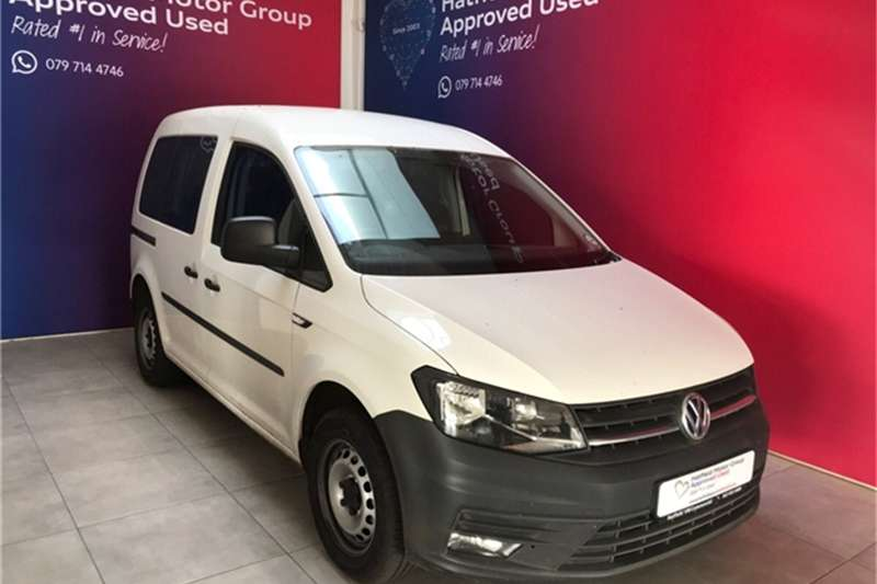 2019 VW Caddy 2.0TDI crew bus