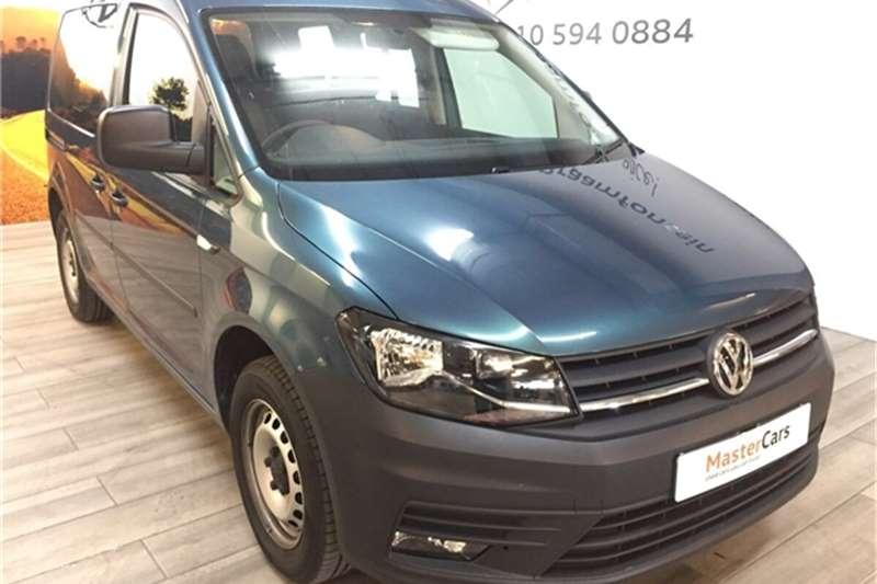 2019 VW Caddy 1.6 crew bus