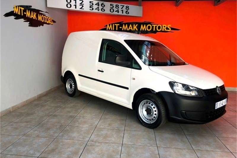 2014 VW Caddy 1.6 panel van