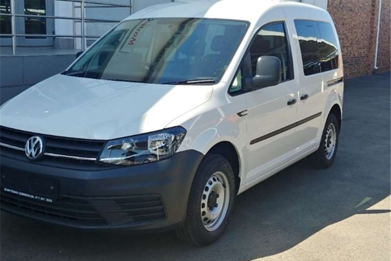 2020 VW Caddy 1.6 crew bus