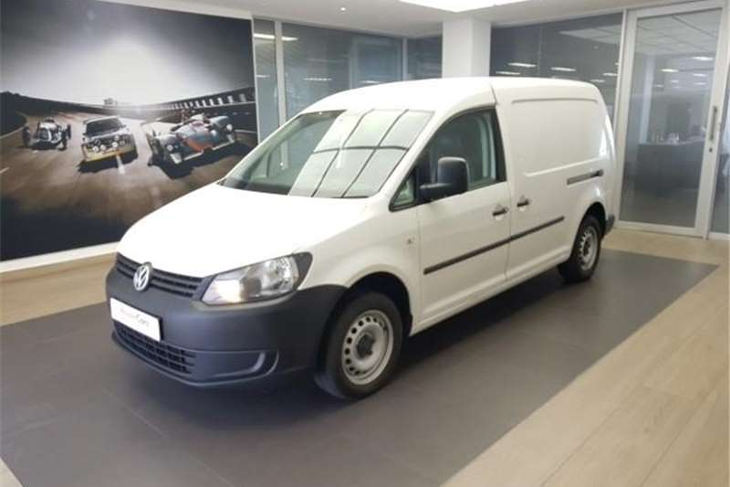 2012 VW Caddy 2.0TDI panel van