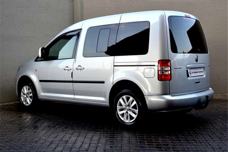 2013 VW Caddy 2.0TDI Trendline