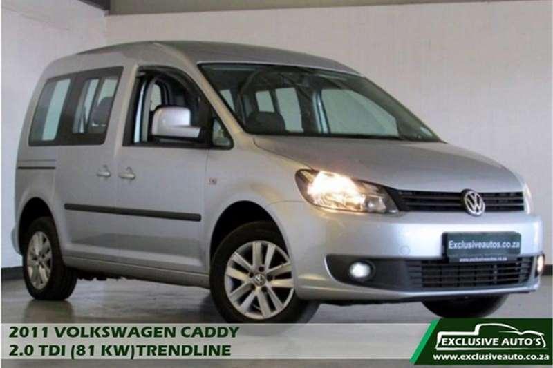 2011 VW Caddy 2.0TDI Trendline
