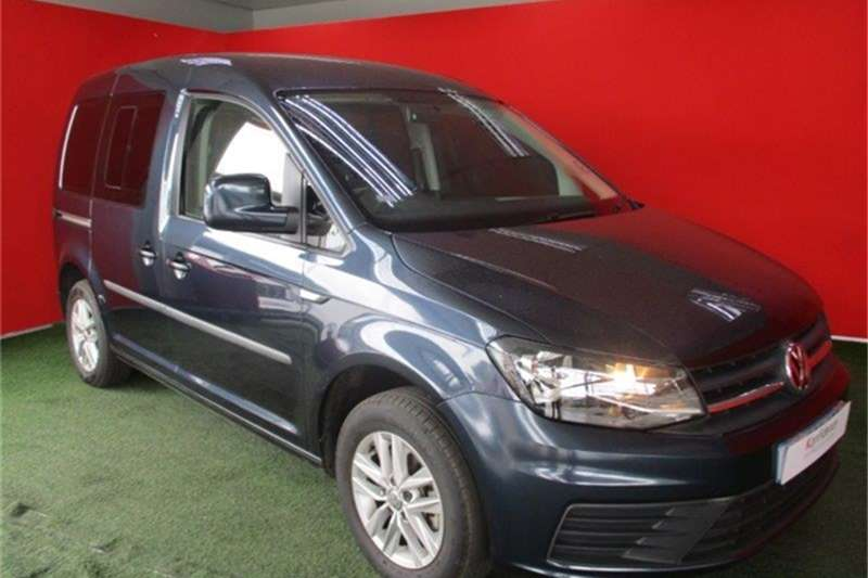 2018 VW Caddy 2.0TDI Trendline