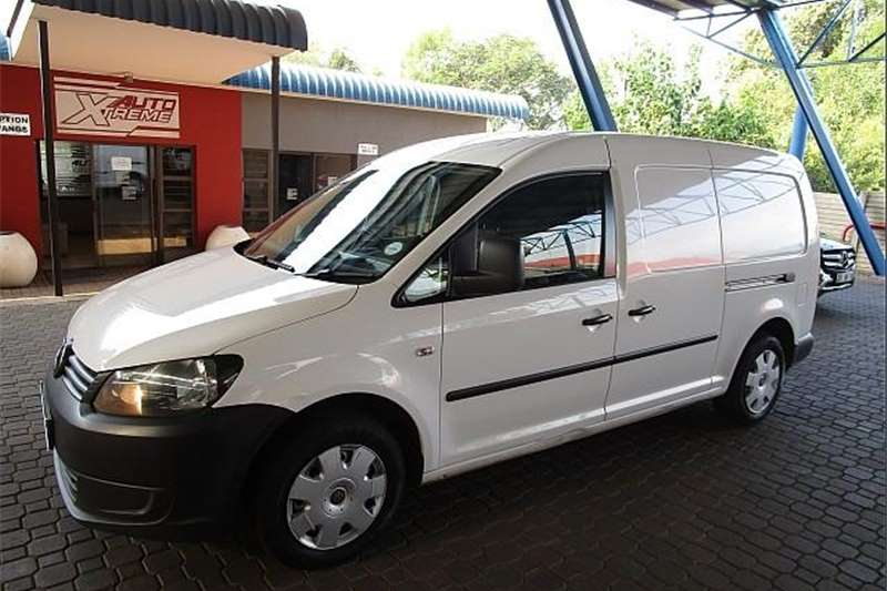 2012 VW Caddy 2.0TDI Maxi panel van