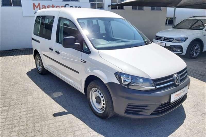 2020 VW Caddy 1.6 crew bus