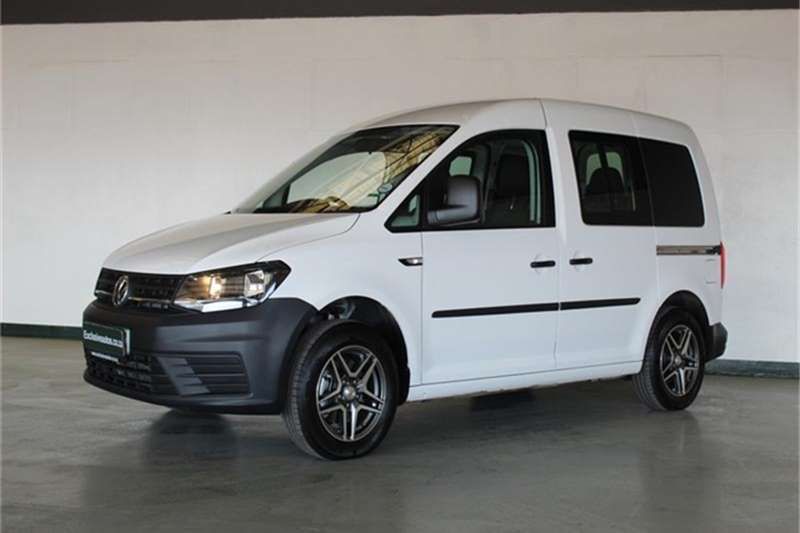 2018 VW Caddy 2.0TDI crew bus