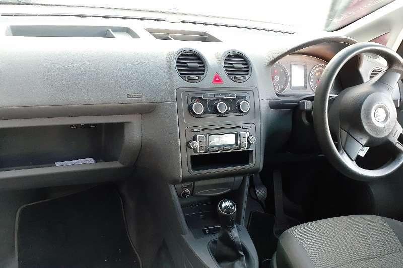 2012 VW Caddy