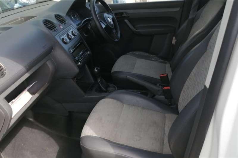 2011 VW Caddy