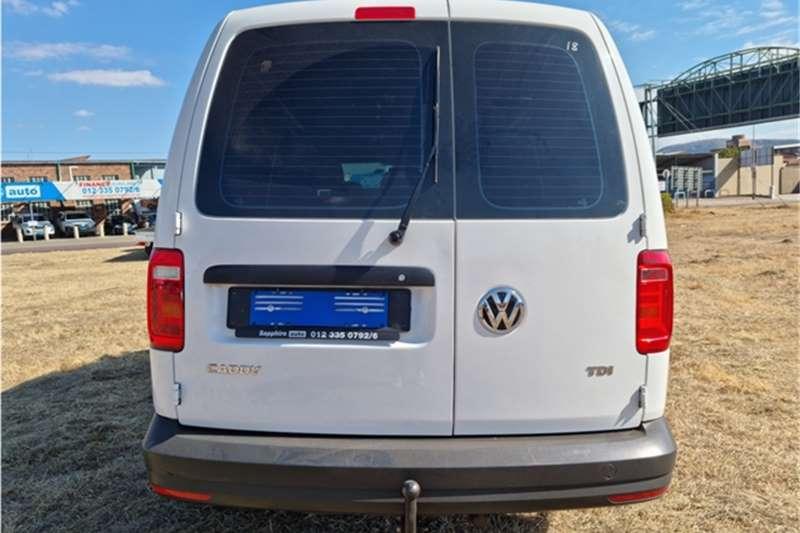 2016 VW Caddy