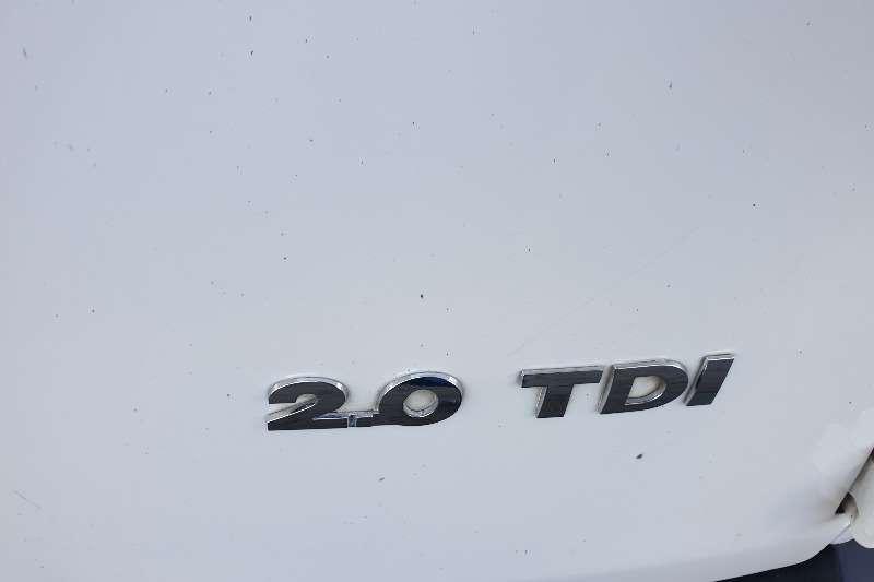 2015 VW Caddy