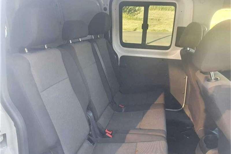 Used 2016 VW Caddy Maxi 2.0TDI crew bus
