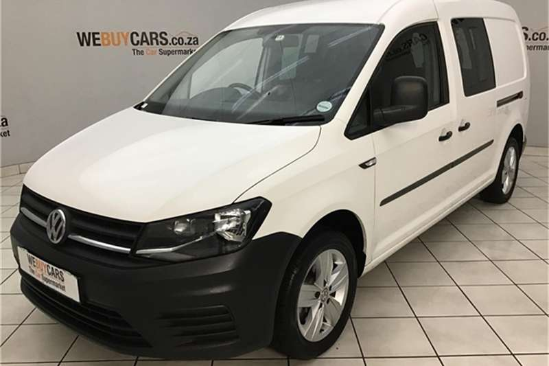 VW Caddy Maxi 2.0TDI crew bus 2018